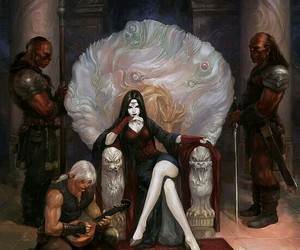 fantasy, art, and Queen image
