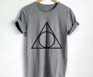 harry potter, t-shirt, and potterhead image