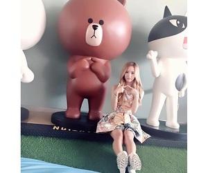 jiyeon, bona, and 보나 image
