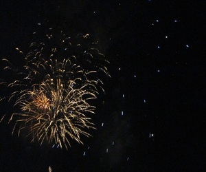 fireworks, new years, and new years eve image