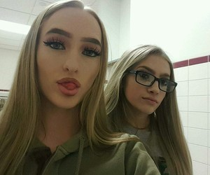 bff, birthday selfie, and the other day image