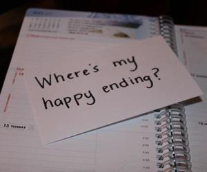 text, quote, and happy ending image