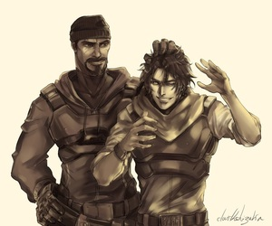 reaper, overwatch, and mcreyes image