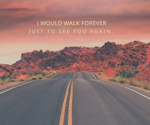 forever, travel, and grief image