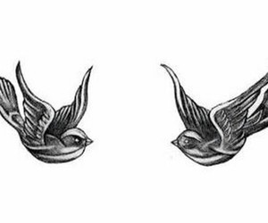 Harry Styles, tattoo, and bird image