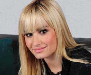 beautiful, blond, and demi lovato image