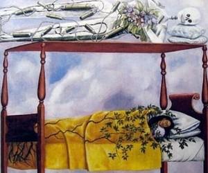 art, artist, and frida kahlo image