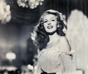 rita hayworth, vintage, and beautiful image