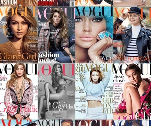 supermodel, that's my girl, and vogue image