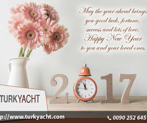 happy new year, new year 2017, and new year celebration image