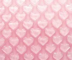 food, hearts, and ice image