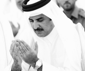 arab, arabic, and qatar image