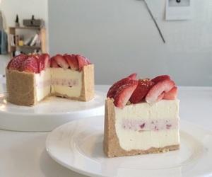 food, cake, and kawaii image