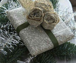 christmas, gift, and gift pack image