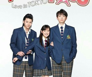 itazura na kiss and love in tokyo image