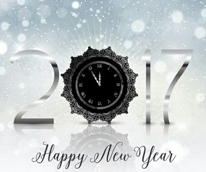 2017, happy, and happynewyear image