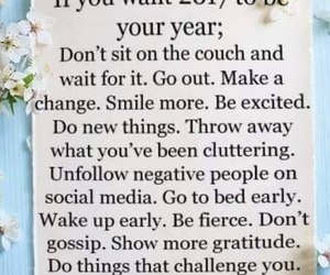 new year, quotes, and excited image