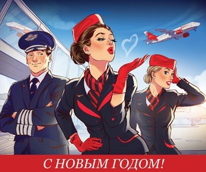 aviation, flight, and pilot image