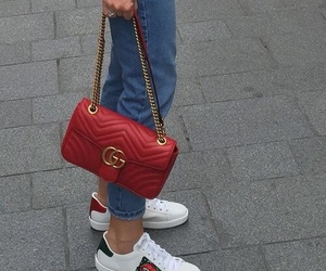 gucci and sneakers image