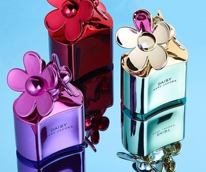 daisy, flower, and marc jacobs image