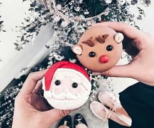 christmas, navidad, and santa claus image