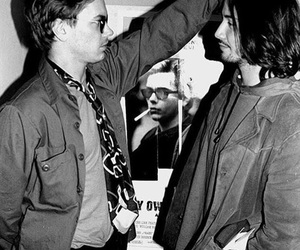 river phoenix, 90s, and keanu reeves image