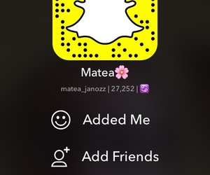 add me, snapchat, and snap image