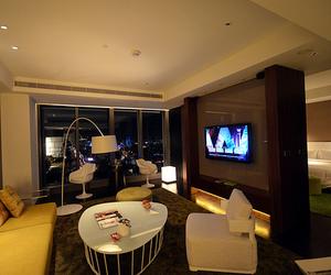 hotel, interior, and interior design image