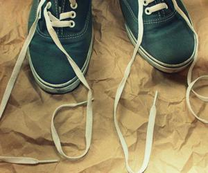 shoes, love, and vans image