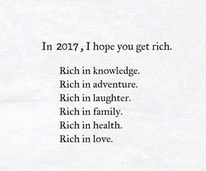 2017, rich, and frases image