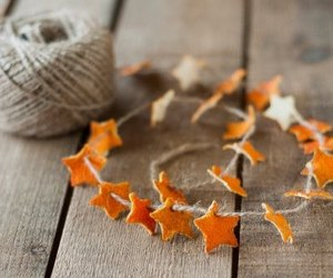 diy, stars, and orange image