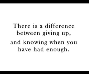 quote, enough, and difference image