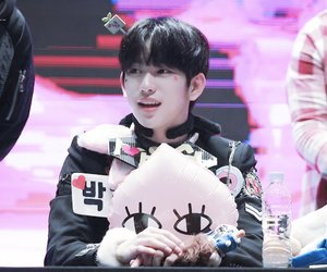 junior, park, and jinyoung image