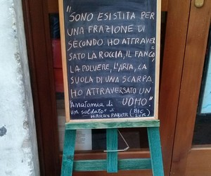 black table, book shop, and italy image