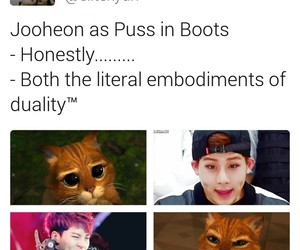 exo, Seventeen, and jooheon image