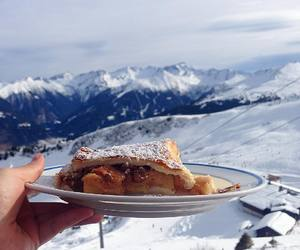 delicious, mountain, and testy image