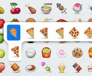 pizza, emoji, and food image