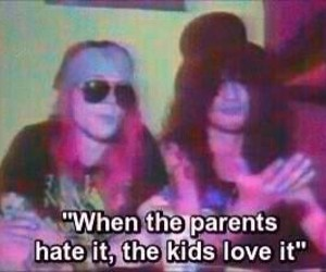 kids, parents, and slash image