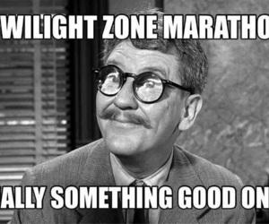 Marathon and the twilight zone image