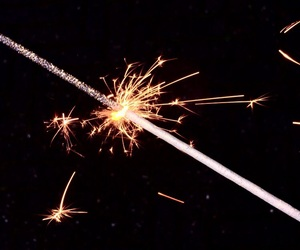 firework, happy new year, and photography image