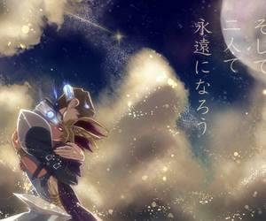 anime and yu-gi-oh! image