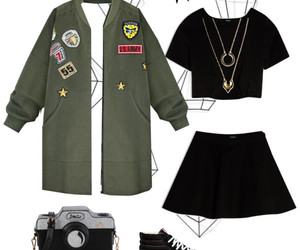 day, Polyvore, and school image