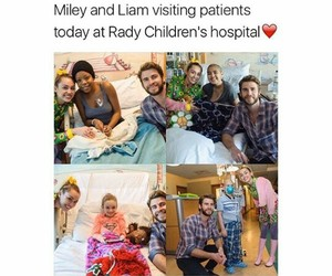 hospital, miley, and miley cyrus image