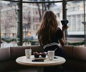 fashion, view, and girl image