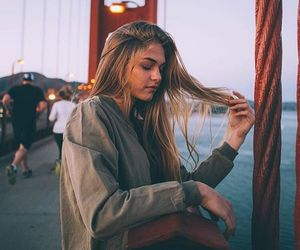 girl, hipster, and tumblr image