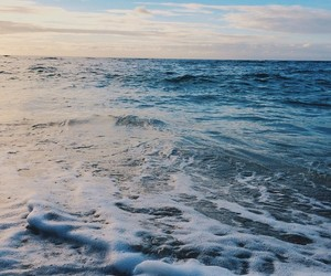 ocean, beach, and photography image