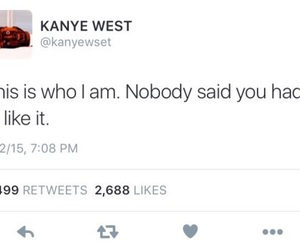 kanye west, quotes, and West image