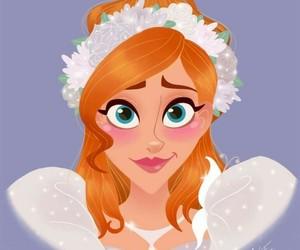 disney, princess, and enchanted image