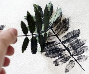 diy, plants, and art image