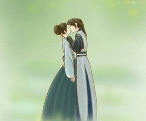 drama, iu, and love image